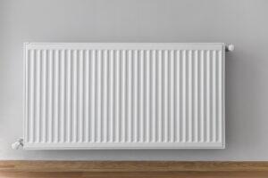 white-radiator